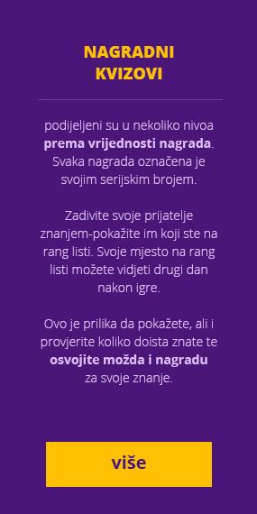 Kviz HR -