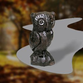Kviz HR - Skulptura sova